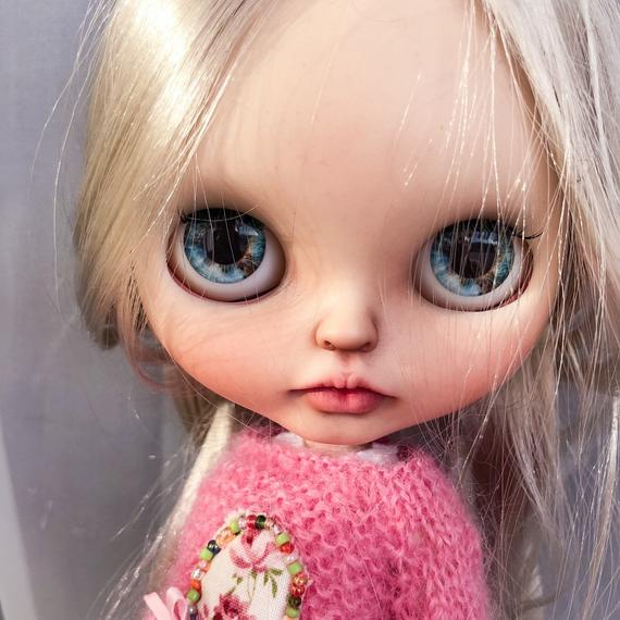 Michel - Custom Blythe Doll One-Of-A-Kind OOAK Sold-out Custom Blythes