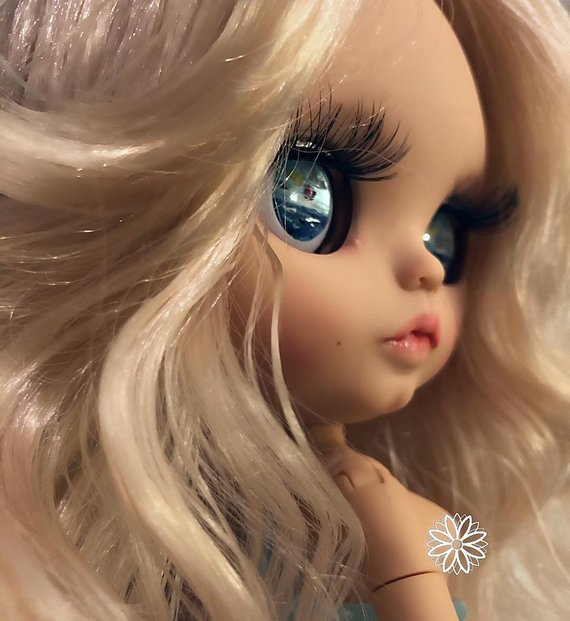 Siren - Custom Blythe Doll One-Of-A-Kind OOAK Sold-out Custom Blythes