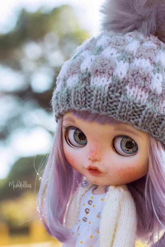 Noa - Custom Blythe Doll One-Of-A-Kind OOAK Sold-out Custom Blythes