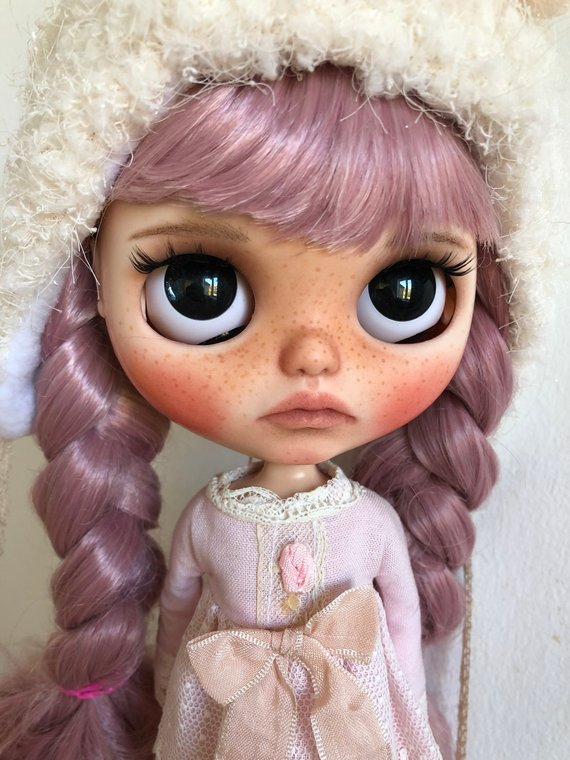 Gwiyomi - Custom Blythe Doll One-Of-A-Kind OOAK Sold-out Custom Blythes