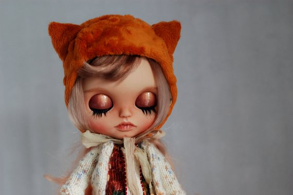Gretchen - Custom Blythe Doll One-Of-A-Kind OOAK Sold-out Custom Blythes