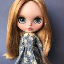 Jaliyah – Custom Blythe Doll OOAK
