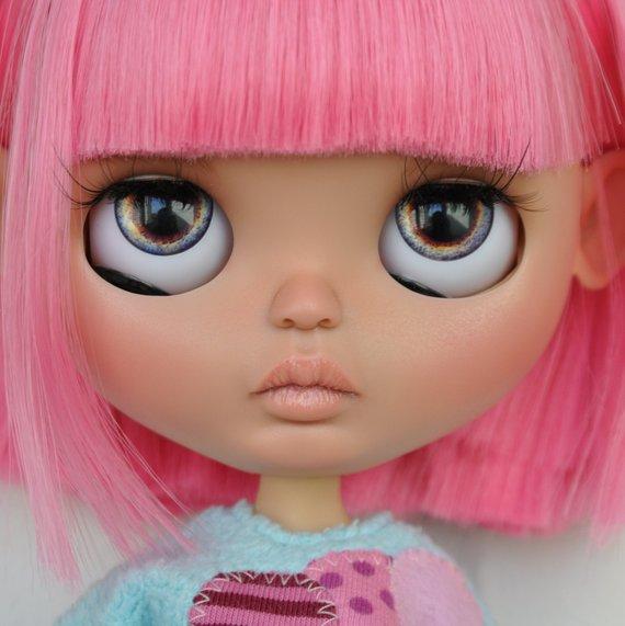 Hillary - Custom Blythe Doll One-Of-A-Kind OOAK Sold-out Custom Blythes
