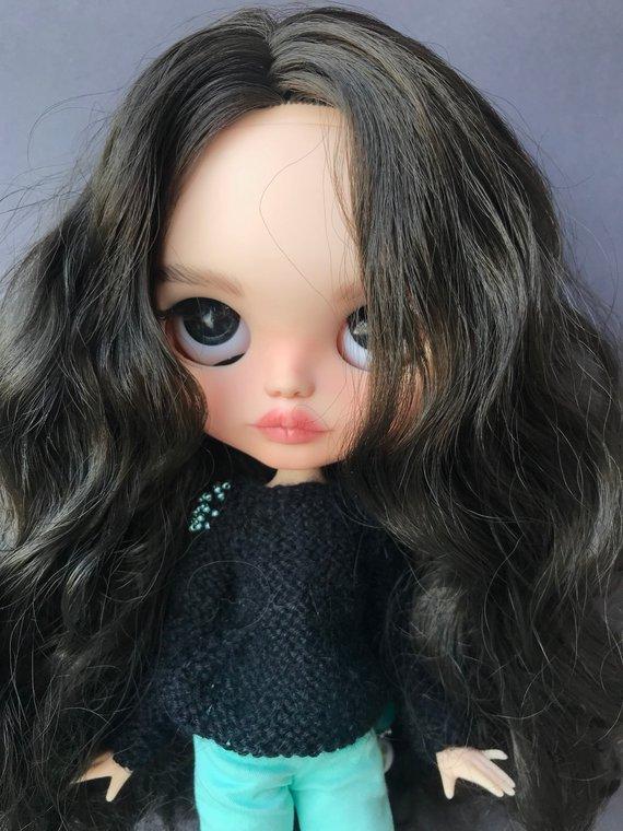 Janiya - Custom Blythe Doll One-Of-A-Kind OOAK Sold-out Custom Blythes