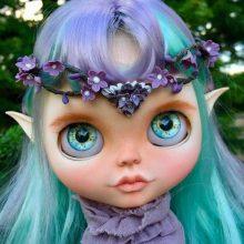 Нэнси - Custom Blythe Doll OOAK