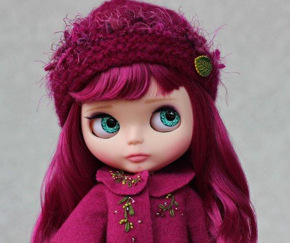 Kadence - Custom Blythe Doll One-Of-A-Kind OOAK Sold-out Custom Blythes