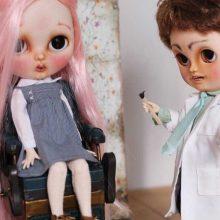 Esther – Custom Blythe Doll OOAK