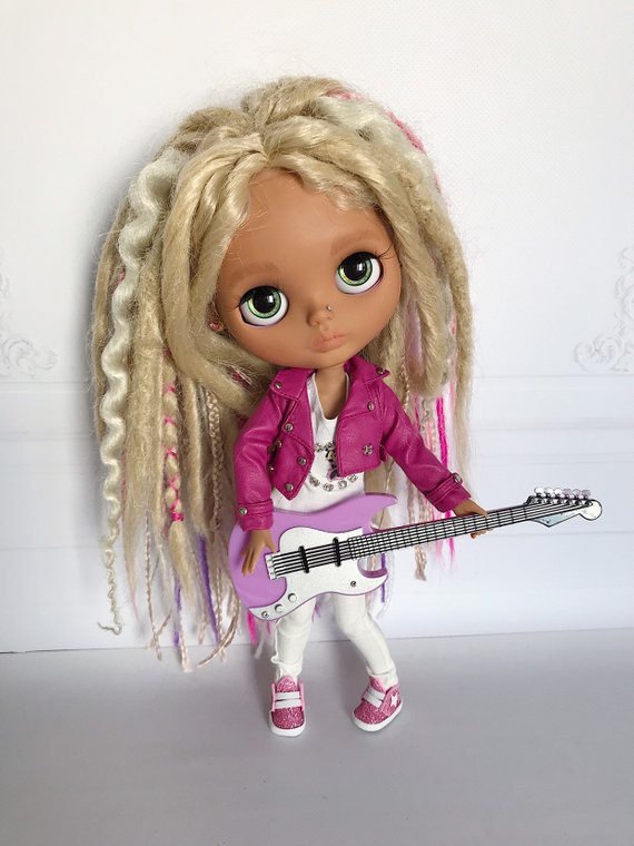 Tina - Custom Blythe Doll One-Of-A-Kind OOAK Sold-out Custom Blythes