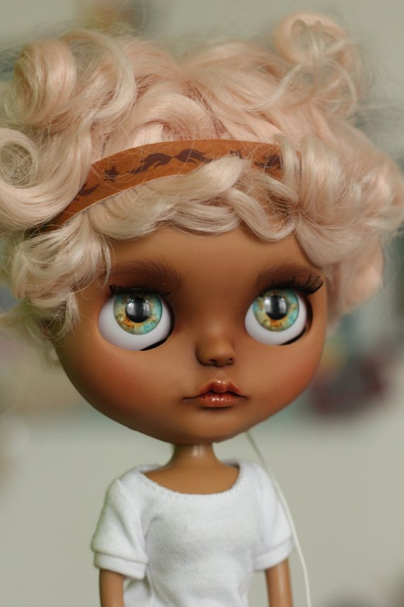 Raegan - Custom Blythe Doll One-Of-A-Kind OOAK Sold-out Custom Blythes