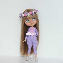 Lisa – Custom Blythe Doll OOAK