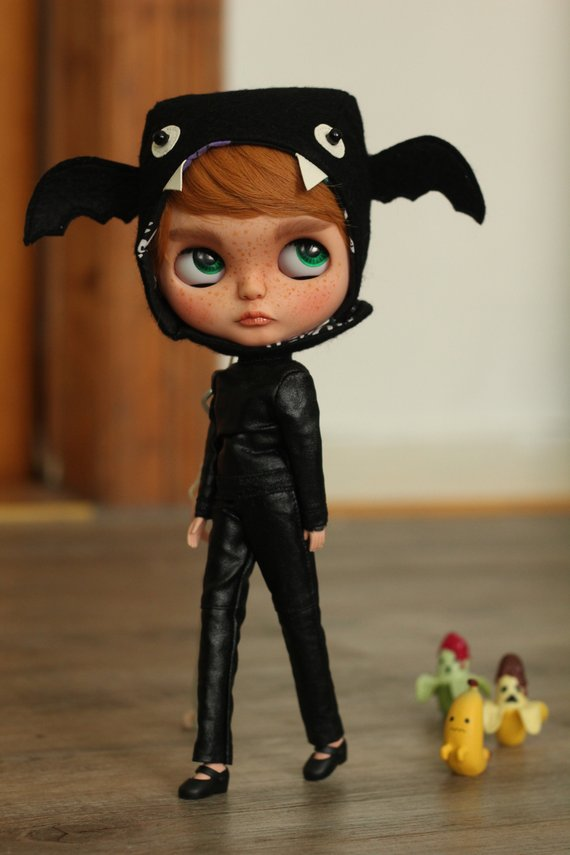 Yareli - Custom Blythe Doll One-Of-A-Kind OOAK Sold-out Custom Blythes