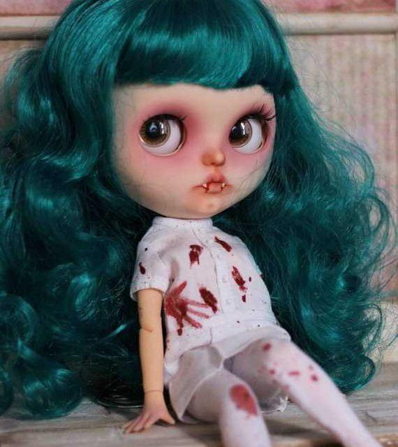 Emilee – Custom Blythe Doll OOAK
