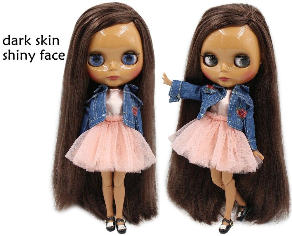 Antonina – Premium Custom Blythe Doll with Cute Face 1