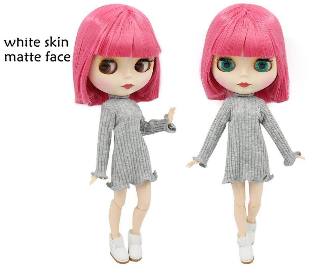 Abigale – Premium Custom Blythe Doll with Cute Face 1