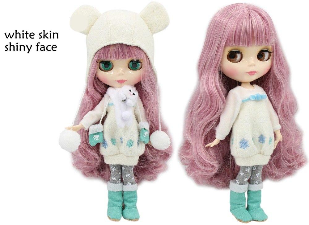 Jacey – Premium Custom Blythe Doll with Cute Face 1