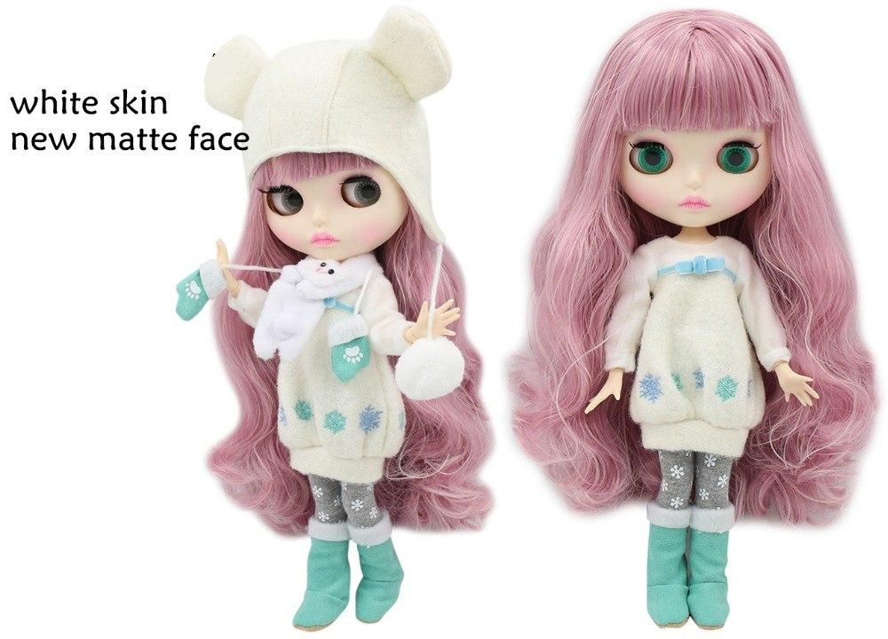 Ariana – Premium Custom Blythe Doll with Pouty Face 1