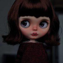 Elysha – Custom Blythe Doll OOAK