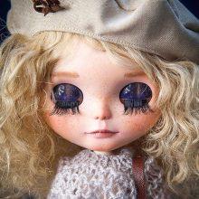 Skylar – Custom Blythe Doll OOAK