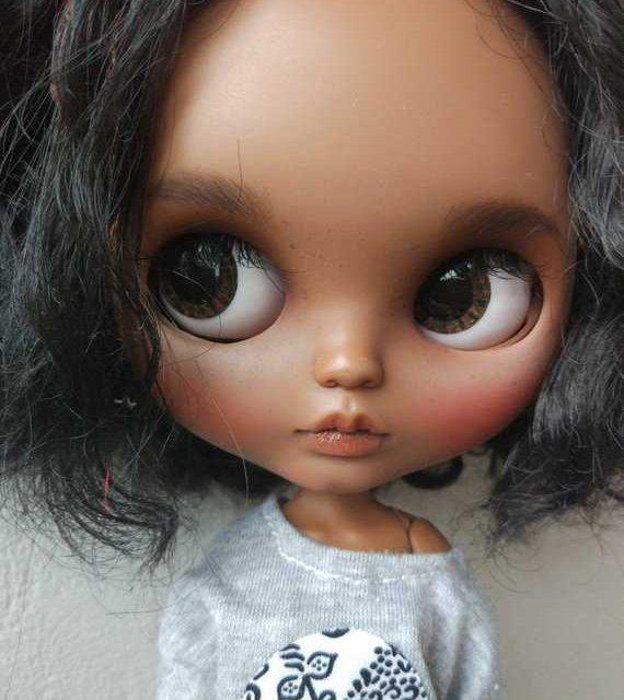 Maria – Custom Blythe Doll One-Of-A-Kind OOAK