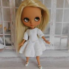 Shirley – Custom Blythe Doll OOAK
