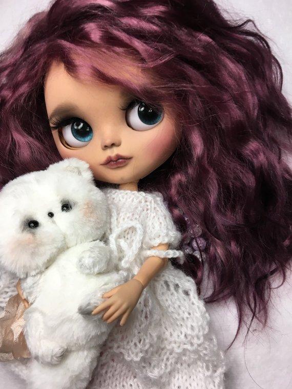 Madalynn - Custom Blythe Doll One-Of-A-Kind OOAK Sold-out Custom Blythes