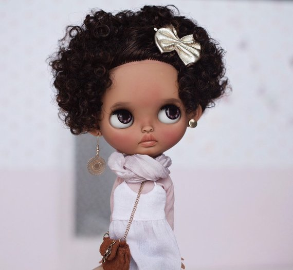 Queen - Custom Blythe Doll One-Of-A-Kind OOAK Sold-out Custom Blythes
