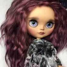 Madalynn – Custom Blythe Doll OOAK