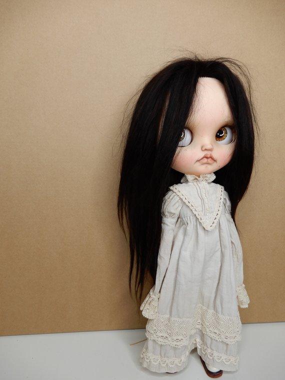 Kiara - Custom Blythe Doll One-Of-A-Kind OOAK Sold-out Custom Blythes