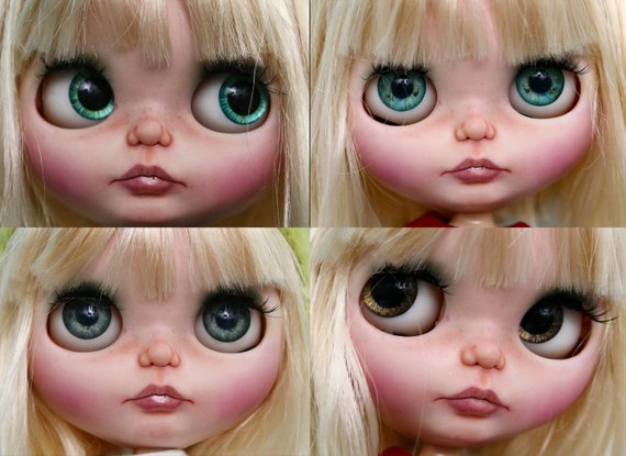 Missa - Custom Blythe Doll One-Of-A-Kind OOAK Sold-out Custom Blythes