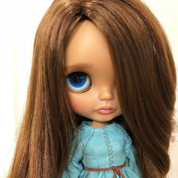 Kamari - Custom Blythe Doll One-Of-A-Kind OOAK Sold-out Custom Blythes