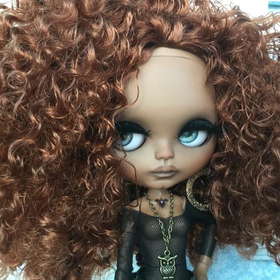 Yala - Custom Blythe Doll One-Of-A-Kind OOAK Sold-out Custom Blythes