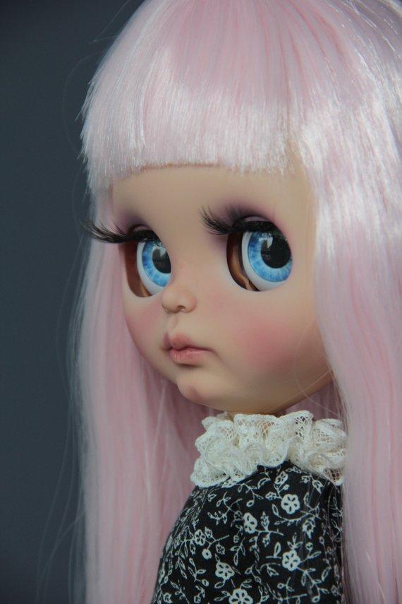 Livia - Custom Blythe Doll One-Of-A-Kind OOAK Sold-out Custom Blythes