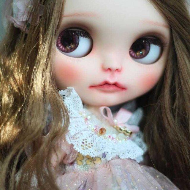 Deanna – Custom Blythe Doll OOAK