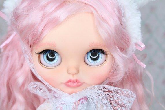 Azaria - Custom Blythe Doll One-Of-A-Kind OOAK Sold-out Custom Blythes
