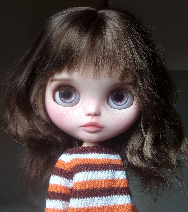 Juliet - Custom Blythe Doll One-Of-A-Kind OOAK Sold-out Custom Blythes