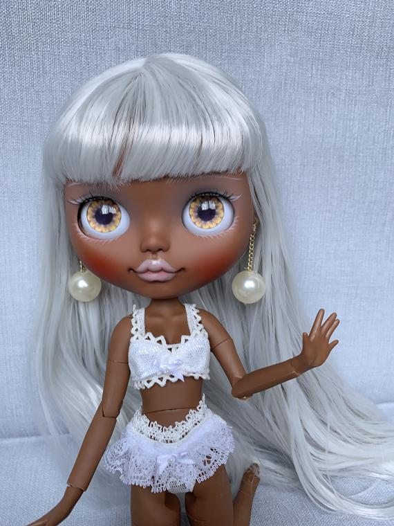 Areli - Custom Blythe Doll One-Of-A-Kind OOAK Sold-out Custom Blythes