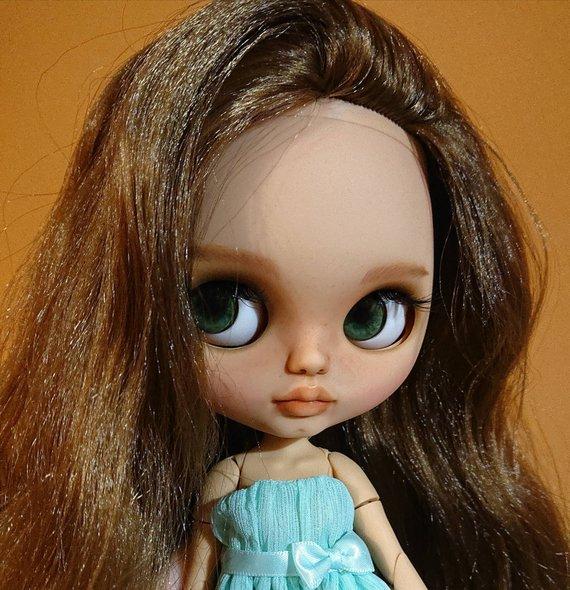 Yasmine - Custom Blythe Doll One-Of-A-Kind OOAK Sold-out Custom Blythes