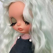 Тереза - Custom Blythe Doll OOAK
