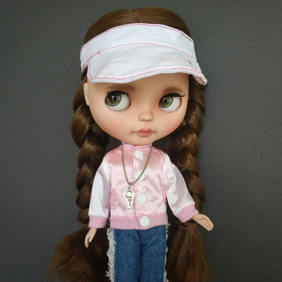 Noelle - Custom Blythe Doll One-Of-A-Kind OOAK Sold-out Custom Blythes