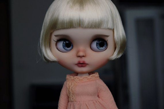 Kaia - Custom Blythe Doll One-Of-A-Kind OOAK Sold-out Custom Blythes