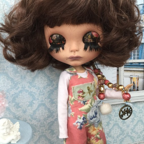 Emily - Custom Blythe Doll One-Of-A-Kind OOAK Sold-out Custom Blythes