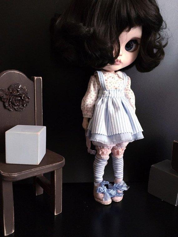 Sasha - Custom Blythe Doll One-Of-A-Kind OOAK Sold-out Custom Blythes