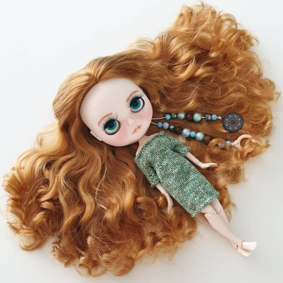 Rachael - Custom Blythe Doll One-Of-A-Kind OOAK Sold-out Custom Blythes