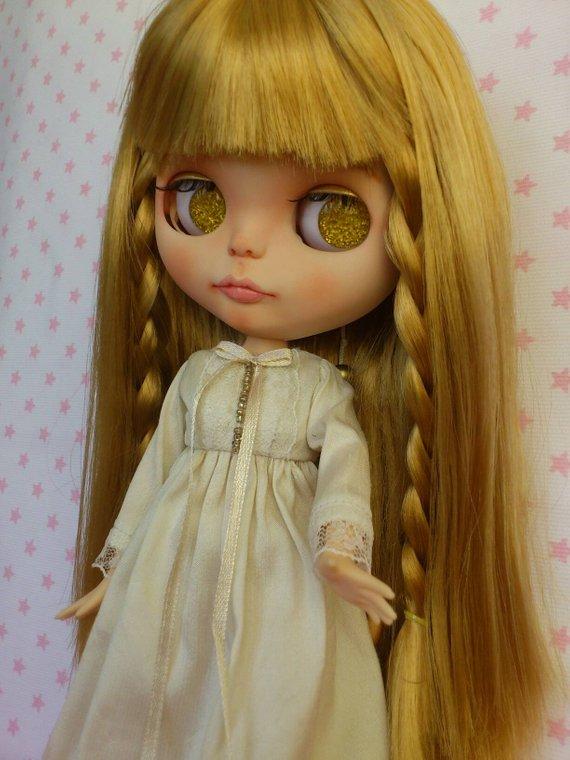 Cherish - Custom Blythe Doll One-Of-A-Kind OOAK Sold-out Custom Blythes