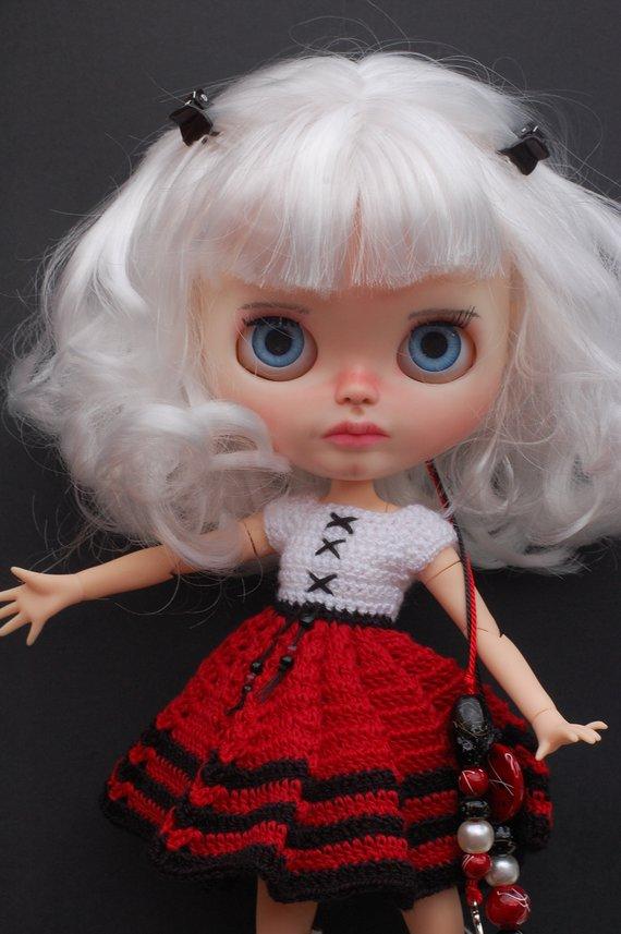 Aleah - Custom Blythe Doll One-Of-A-Kind OOAK Sold-out Custom Blythes