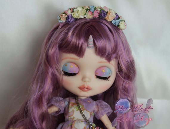 Bella - Custom Blythe Doll One-Of-A-Kind OOAK Sold-out Custom Blythes
