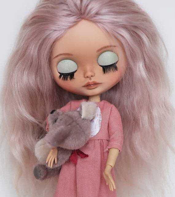 Софи - Custom Blythe Doll OOAK