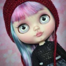 Tara – Custom Blythe Doll OOAK