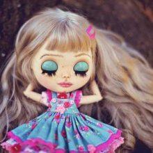 Stephany – Custom Blythe Doll OOAK