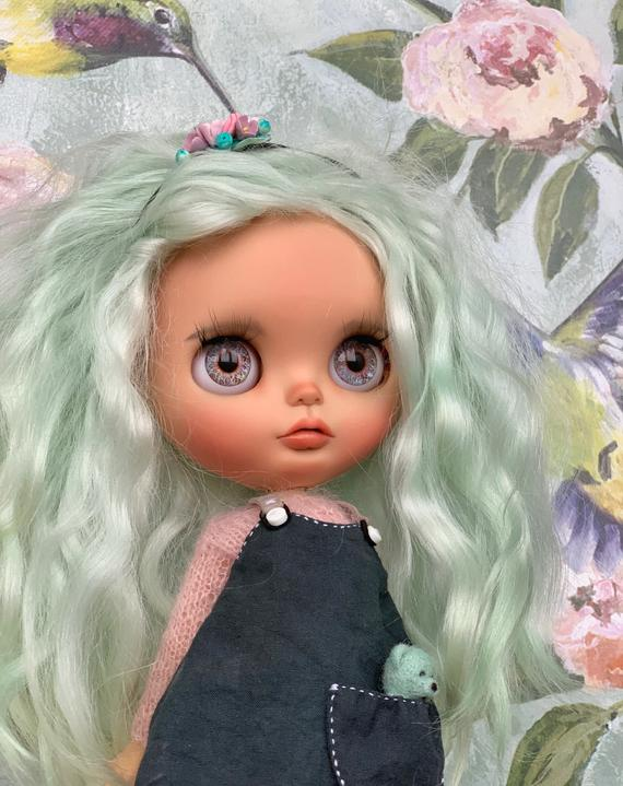 Theresa - Custom Blythe Doll One-Of-A-Kind OOAK Sold-out Custom Blythes